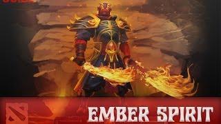 Подробный Гайд на Ember Spirit (Огненная Панда) | Guide Ember Spirit