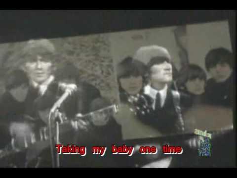 ♕ KANSAS CITY - YEAH, YEAH YEAH - LYRICS {1964} BEATLES