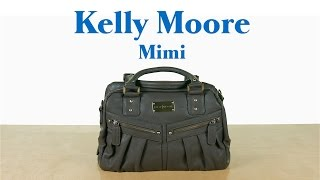 Kelly Moore Mimi Taupe Camera Bag KMB-MIM-GRY - Overview