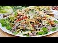BÒ BÓP THẤU - Cách làm món Gỏi Bò thịt mềm ngọt, không bị dai, làm nước Chấm ngon by Vanh Khuyen