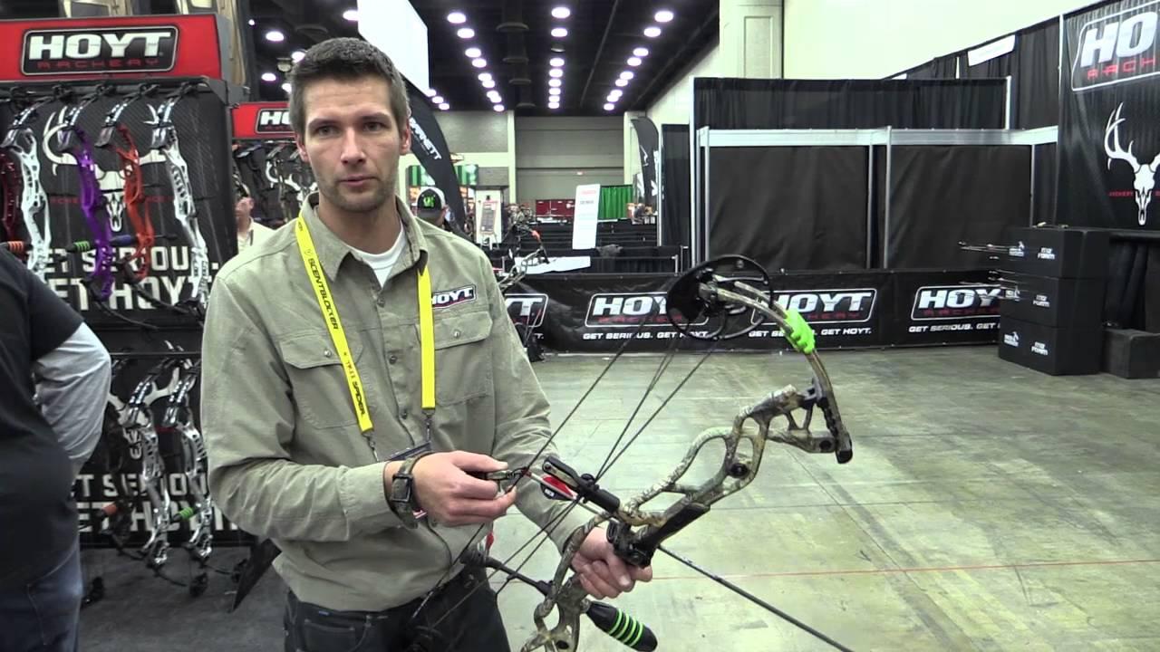 Hoyt Carbon Defiant Compound Bow Youtube