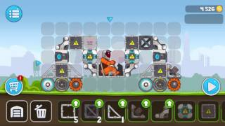 Rovercraft Earth Level 1 Completed