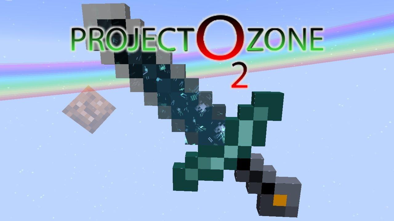 Project Ozone 2 Kappa Mode - SWORD OF THE COSMOS [E92] (Modded Minecraft  Sky Block) by Hypnotizd