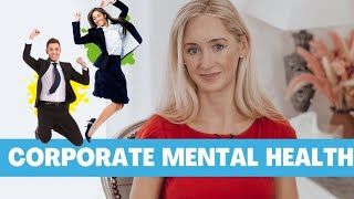 Corporate mental health in the workplace Employee Assistance Program at Private Therapy Clinic (EAP)