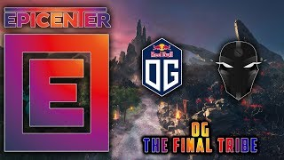 OG vs TFT | EPICENTER Major 2019