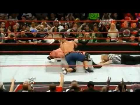 WWE Extreme Rules 2012 Highlights