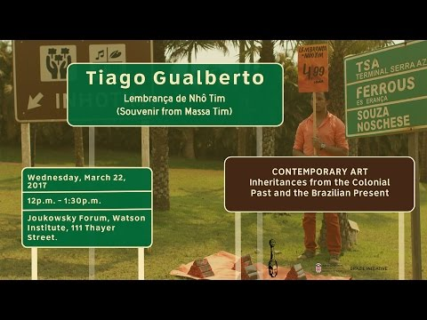 Contemporary Art, Inheritances from the Colonial Past and the Brazilian Present