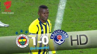 Fenerbahçe: 1 - Kasımpaşa: 0