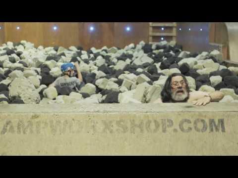 Ricky Tomlinson x Rampworx Skatepark: Foam Pit
