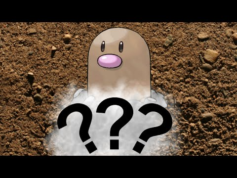 What is Under Diglett?