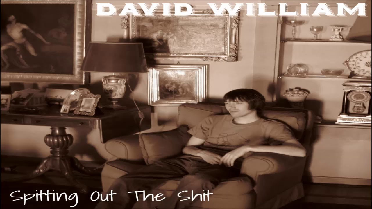 David William - Spitting Out The Shit