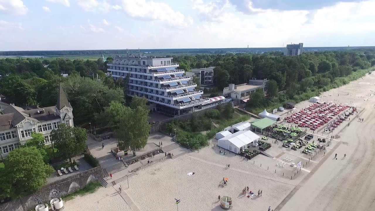 Baltic Beach Hotel Jurmala