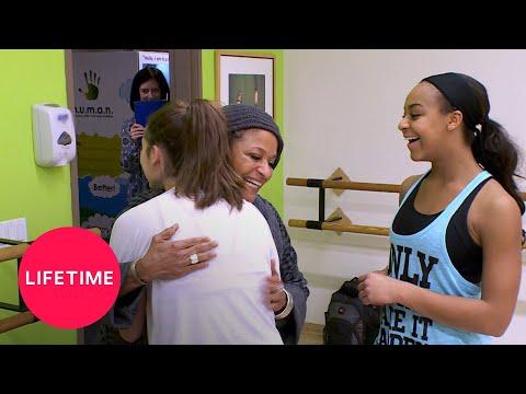 Dance Moms: Nia and Kalani Work with Debbie Allen (Season 6 Flashback) | Lifetime