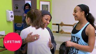 Dance Moms: Nia and Kalani Work with Debbie Allen (Season 6 Flashback)   Lifetime