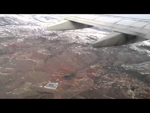 pegasus airlines b737800 take off amasya merzifon airport