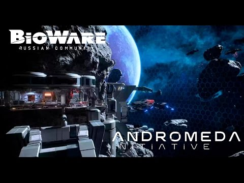 Интервью продюсера Mass Effect Andromeda Майкла Гэмбла с IGN