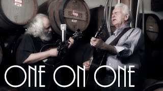 ONE ON ONE: Del McCoury and David Grisman April 17th, 2014 City Winery New York Full Set