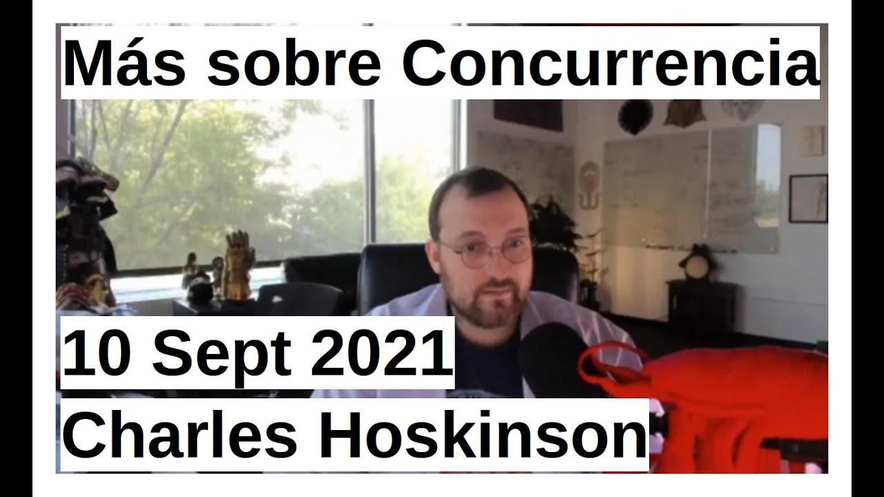 Más sobre Concurrencia | CH 10 Sept 2021