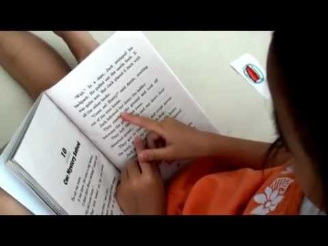 4 Year Old Reading Chapter Books