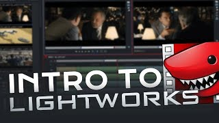 Edit Your Videos Like a Pro Intro to Lightworks  Freedom Flash Fridays 6