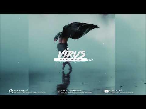 Hard Aggressive Trap Instrumental   Sick Rap Beat (prod. Iceey Beats)