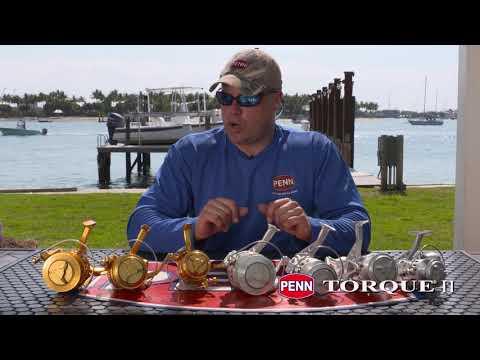 PENN Torque II Spinning Reel- Product Video