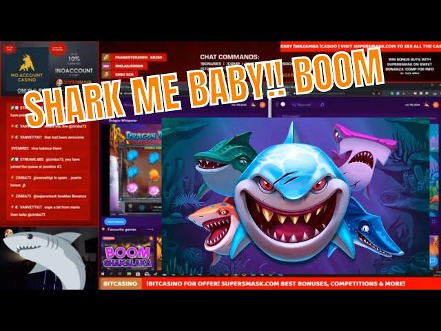 Razor Shark!! Finally BASTARD Game! MEGA Win