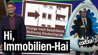 Wenn Wohnen zum Luxus wird | extra 3 | NDR