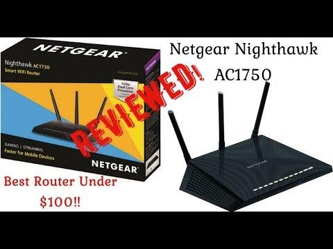 Netgear Nighthawk R6700 Router Review