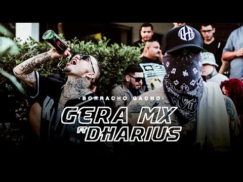 Gera MX Ft. Dharius // Borracho Gacho (Video Oficial)