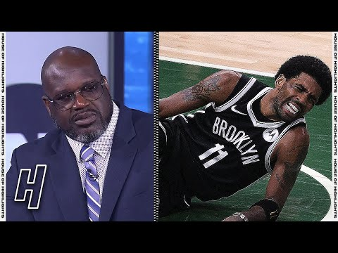 Download Inside the NBA on Kyrie Irving Injury in Game 4 - Nets vs Bucks | 2021 NBA Playoffs