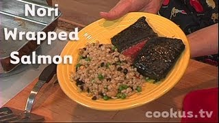 How To Cook Nori Wrapped Salmon