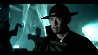 14 Клинков,(отрывок из фильма,) последний  бой Чин-Лона