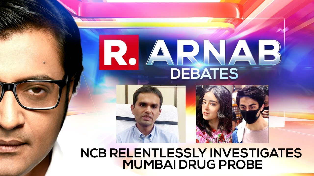 Download Arnab Goswami asks Shehzad Khan 'Is Bollywood angry?' over Mumbai drugs crackdown