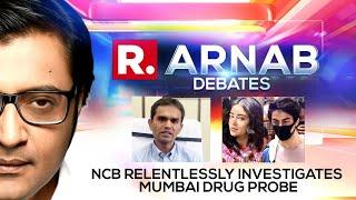 Arnab Goswami asks Shehzad Khan 'Is Bollywood angry?' over Mumbai drugs crackdown