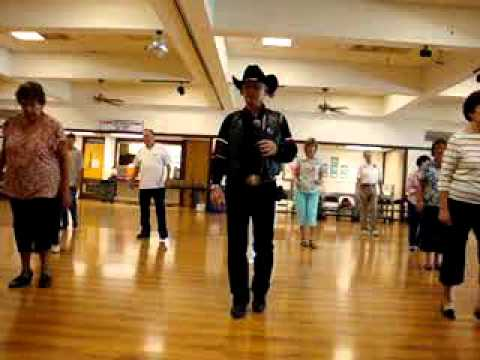 All My Ex's Live In Texas ( Line Dance ) With Music.wmv