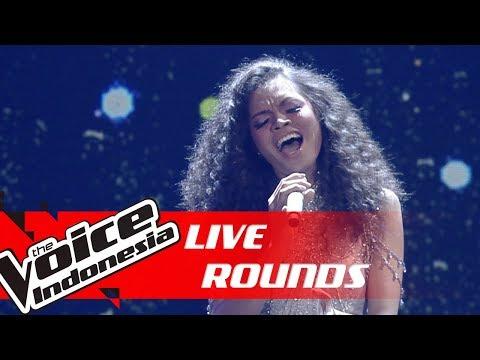 Rambu - Kaulah Segalanya (Ruth Sahanaya) | Live Rounds | The Voice Indonesia GTV 2019