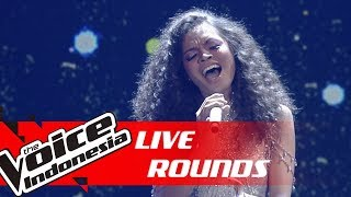 Rambu - Kaulah Segalanya (Ruth Sahanaya)   Live Rounds   The Voice Indonesia GTV 2018 MP3