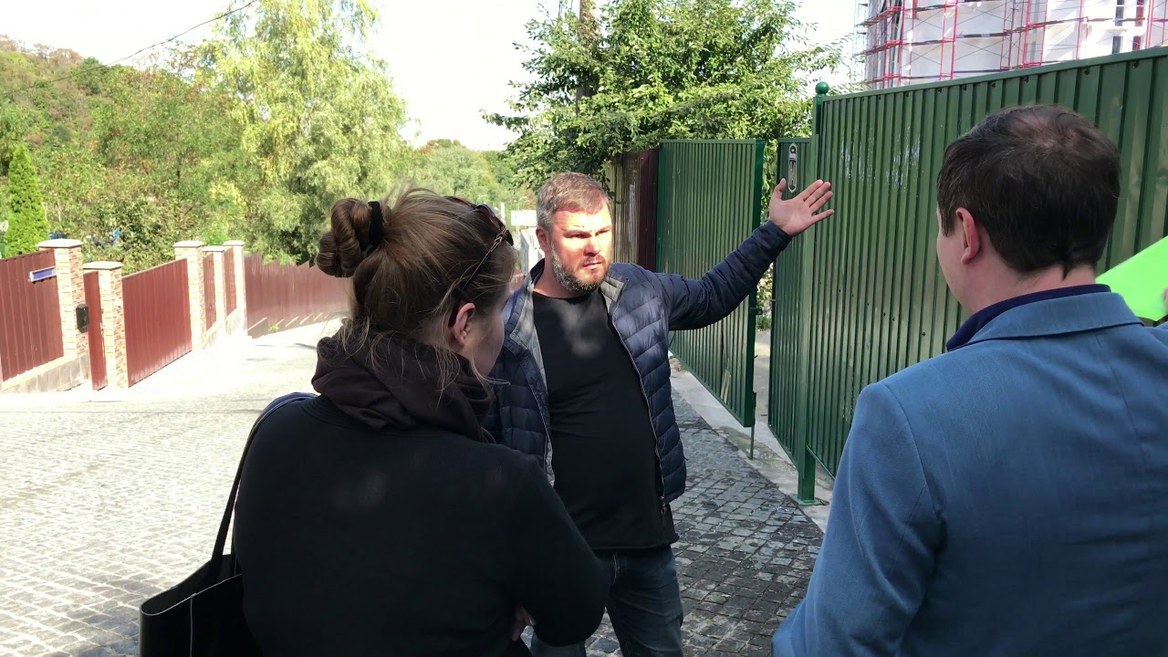 Начались угрозы с Мичурина 64, Вадим Лисица защищает преступника!