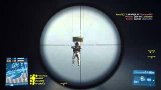 The pink mist || Battlefield 3 montage