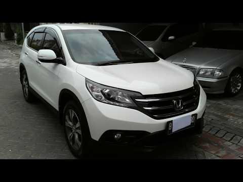 Honda CR-V 2.4 tahun 2012