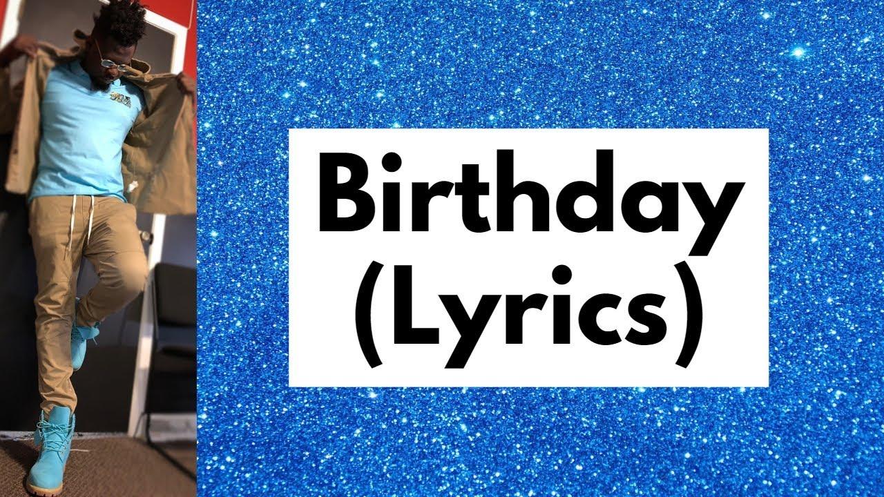 Splash Rob ft. Lil Ronny MothaF - Birthday (Lyrics)