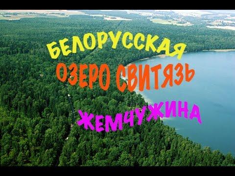 VLOG:  Озеро Свитязь -  самое чистое озеро в Беларуси, спасаемся от града. Взаимка.