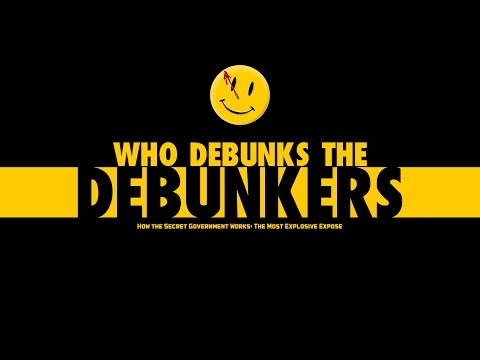 WHO DEBUNKS THE DEBUNKERS: The Key Role that Control Systems Play within the Media and Science