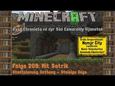 STADTPLANUNG OSTHANG ➤ Minecraft Staffel 5 #209 - [LetsPlay] [1080p FullHD]