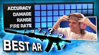 this is the best AR class that isn't the grau....(Warzone)