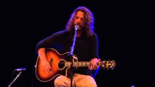 """Seasons"" in HD - Chris Cornell 11/22/11 Red Bank, NJ"