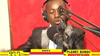 Dakika 10 Za Maangamizi - Dogo Dee | Planet Bongo