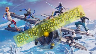 Fortnite Battle-Royale Clip Montage pt-2
