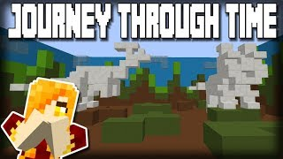 THROUGH THE MYSTERIOUS PORTAL - Journey Through Time - An Adventure Map by JoeSnow
